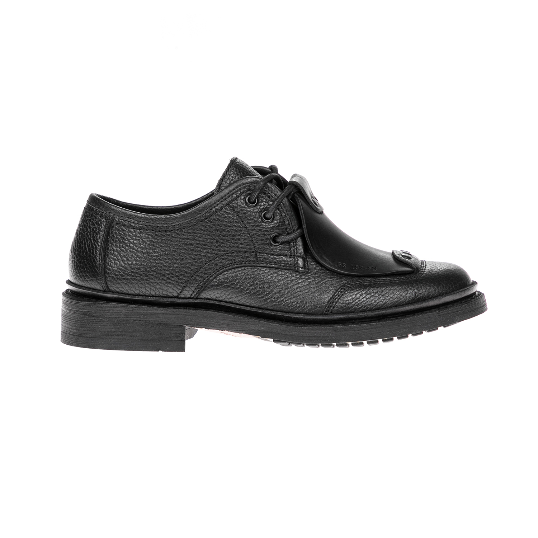 G-STAR RAW - Γυναικεία παπούτσια G-STAR RAW μαύρα γυναικεία παπούτσια μοκασίνια μπαλαρίνες μοκασίνια