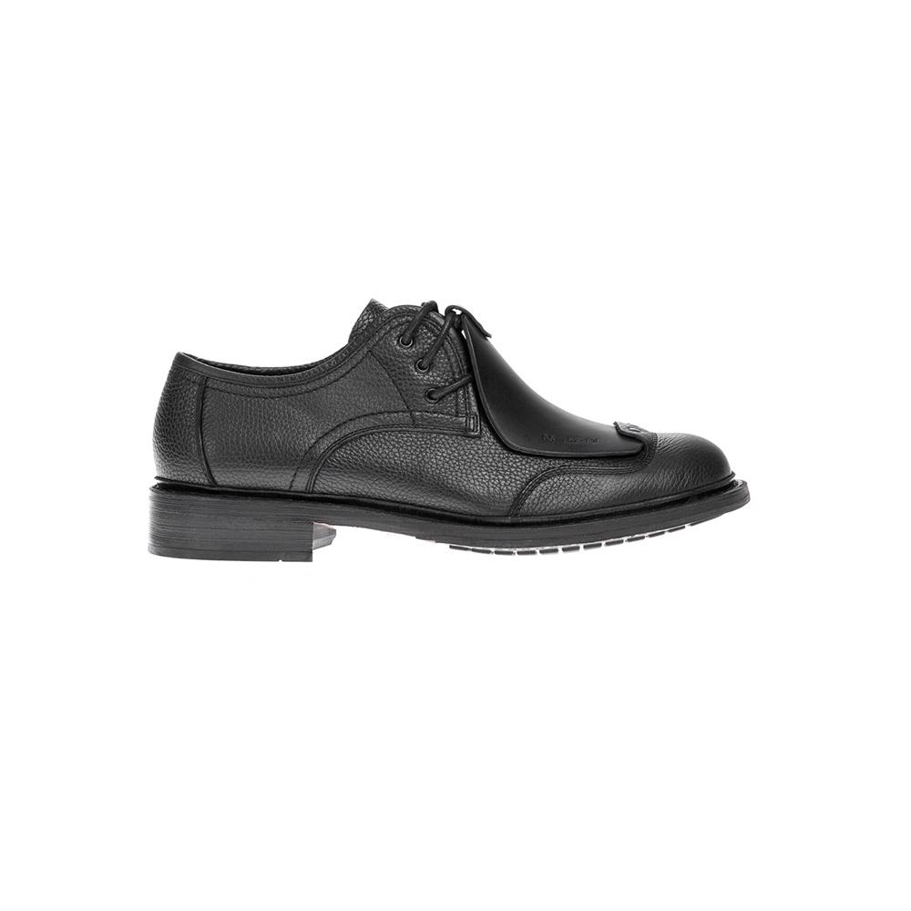 G-STAR RAW - Ανδρικά δετά παπούτσια G-STAR RAW μαύρα ανδρικά παπούτσια δετά επίσημα