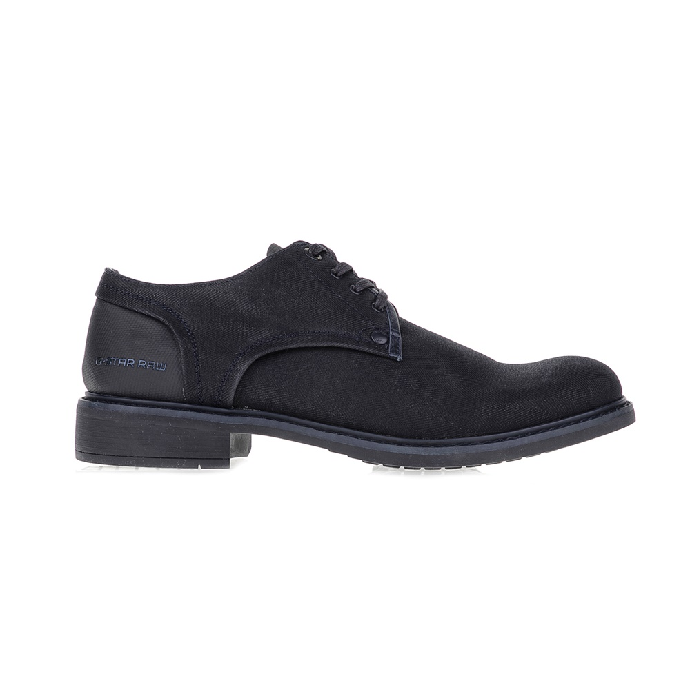 G-STAR RAW - Ανδρικά δετά παπούτσια DOCK G-STAR μπλε ανδρικά παπούτσια δετά επίσημα