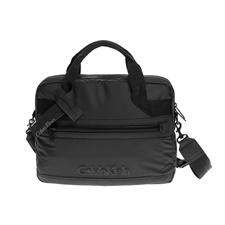 CALVIN KLEIN JEANS-Αντρική τσάντα laptop CALVIN KLEIN JEANS μαύρη