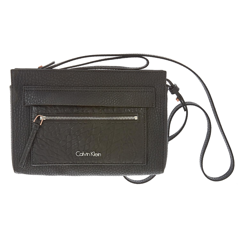 CALVIN KLEIN JEANS - Γυναικεία τσάντα Calvin Klein Jeans μαύρη fc6c839b57f