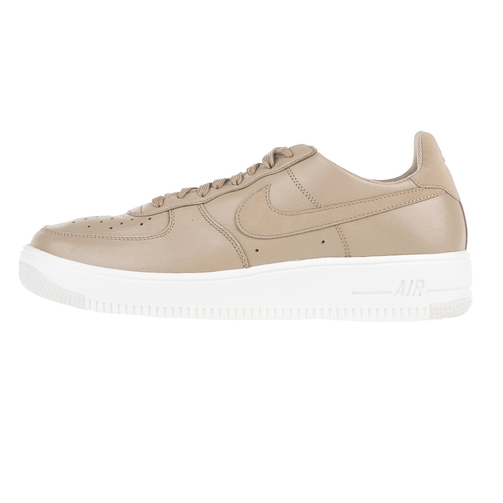 NIKE – Ανδρικά παπούτσια Nike AIR FORCE 1 ULTRAFORCE LTHR μπεζ