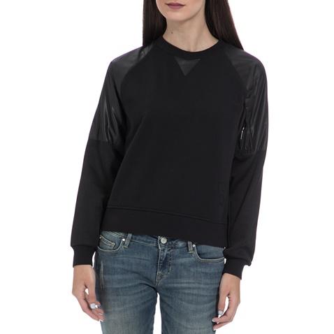 f1433b13d9 Γυναικεία φούτερ μπλούζα G-STAR RAW μαύρη (1480806.0-0071)