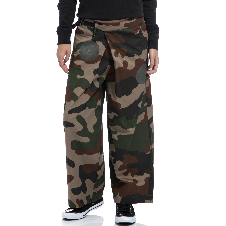 G-STAR RAW - Γυναικείο παντελόνι G-STAR RAW μιλιτέρ γυναικεία ρούχα παντελόνια παντελόνες