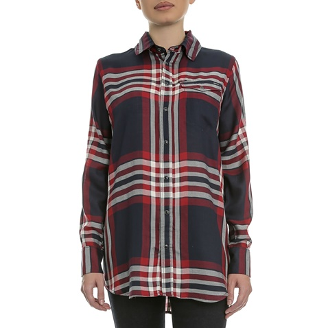 dfa6b03c77 Γυναικείο πουκάμισο G-Star Raw Tacoma καρό (1480948.0-1346 ...