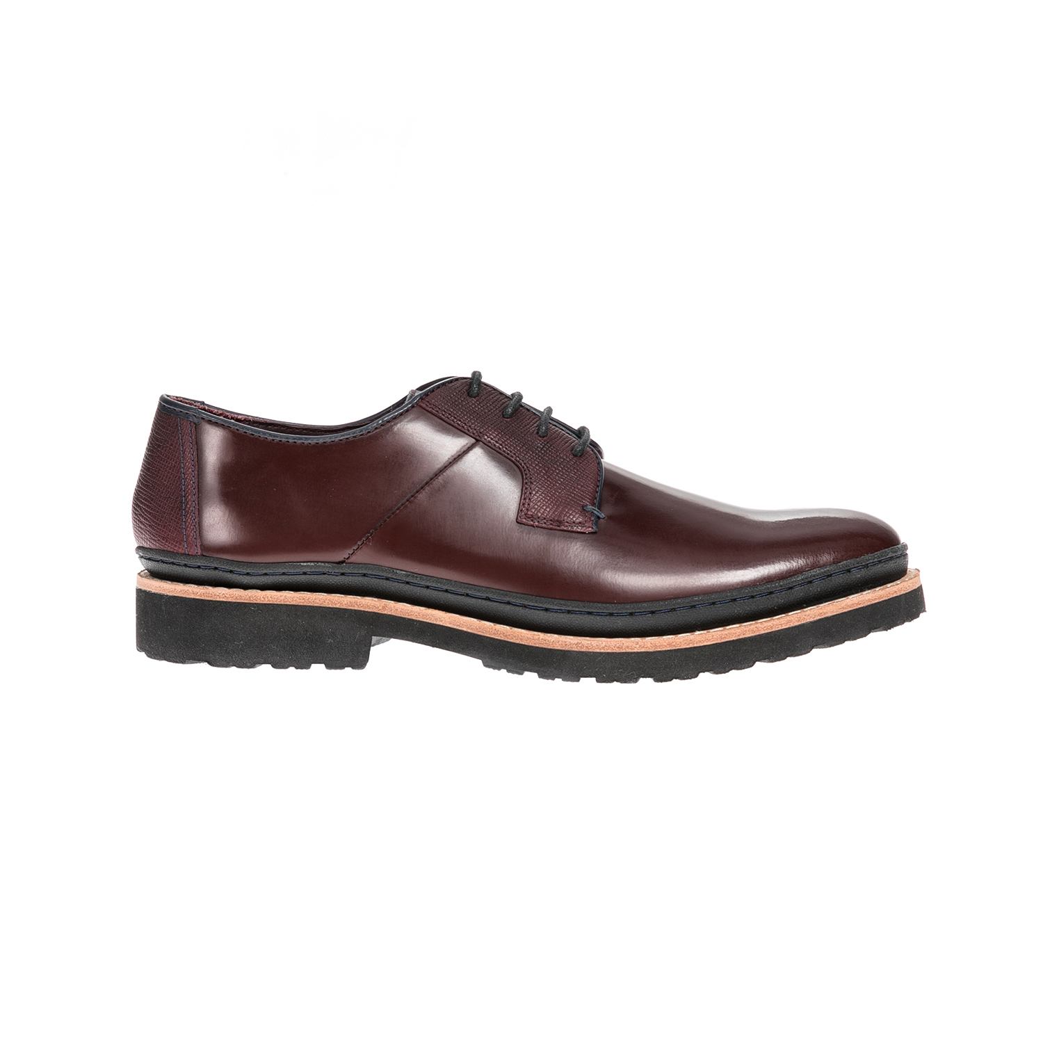 TED BAKER – Αντρικά παπούτσια TED BAKER καφέ