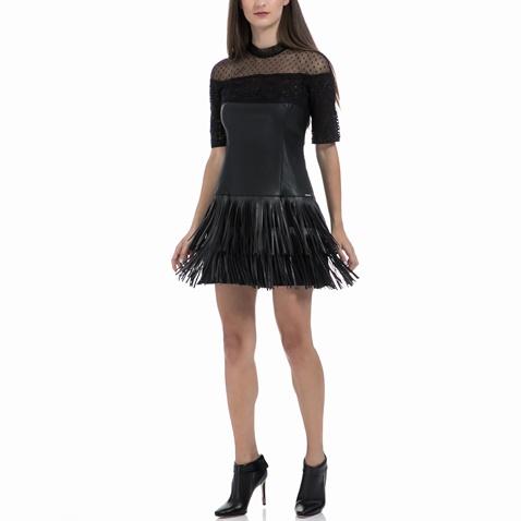 bba5c2b2e928 Γυναικείο φόρεμα GUESS μαύρο (1484559.0-0074)