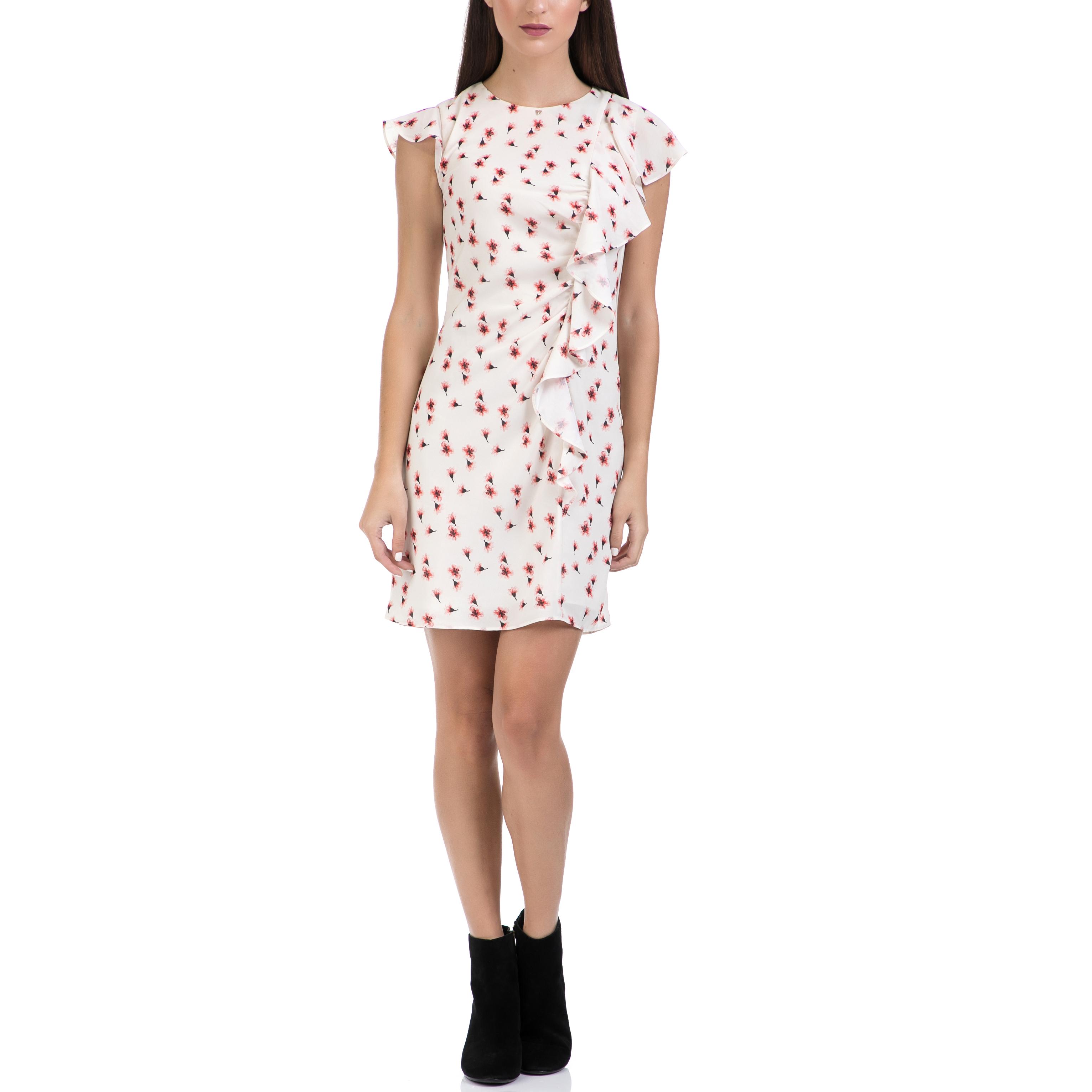 GUESS - Γυναικείο φόρεμα GUESS εμπριμέ γυναικεία ρούχα φορέματα μίνι