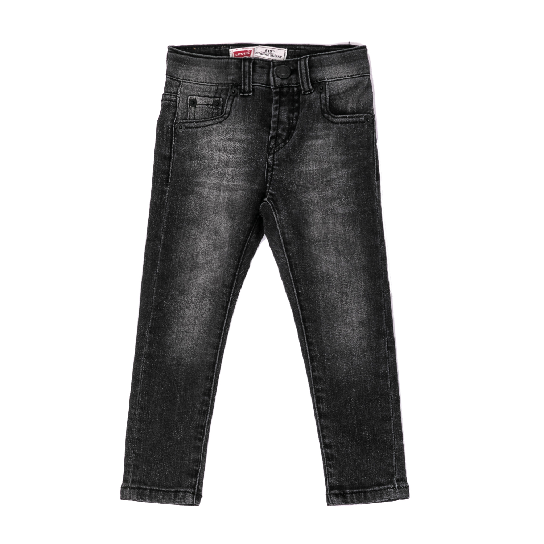 dad043f482a LEVI'S KIDS - Παιδικό τζιν παντελόνι Levi's Kids μαύρο