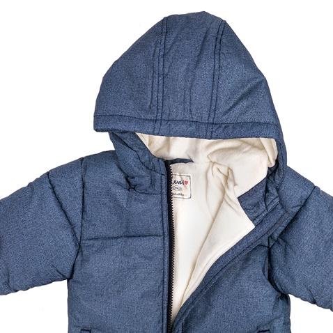 Κοριτσίστικο μπουφάν LEVI S KIDS μπλε (1485528.0-0013)  cba151735e0
