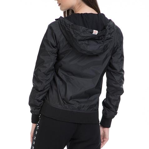 02bae3642620 Γυναικεία αθλητικό μπουφάν FRANKLIN   MARSHALL μαύρο (1485919.0-0071 ...