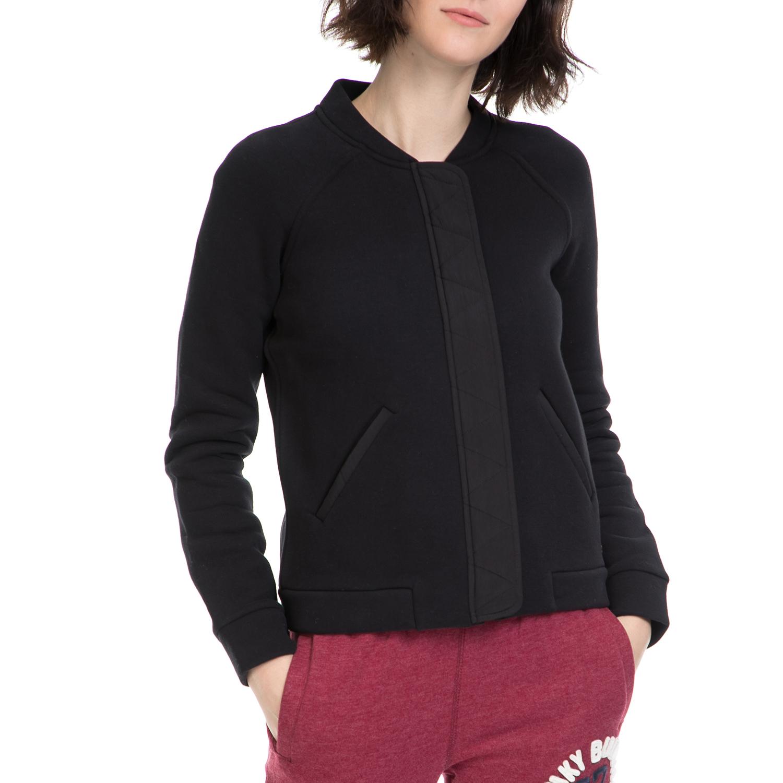 SCOTCH & SODA - Γυναικείο μπουφάν MAISON SCOTCH μαύρο γυναικεία ρούχα πανωφόρια μπουφάν