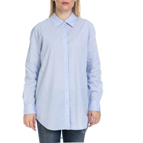 1744473cdcd9 Γυναικείο πουκάμισο MAISON SCOTCH μπλε - SCOTCH   SODA (1486395.0 ...