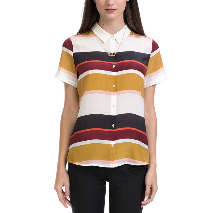 5d72bc14982d Γυναικείο πουκάμισο MAISON SCOTCH ριγέ - SCOTCH   SODA (1486411.0 ...
