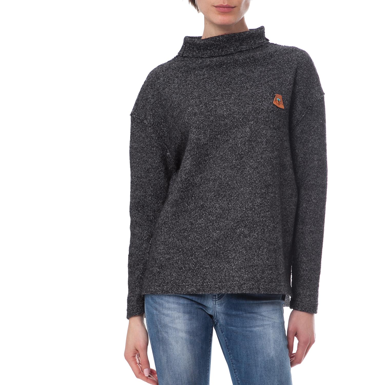 SCOTCH   SODA - Γυναικεία μπλούζα Maison Scotch γκρι 75e25328224