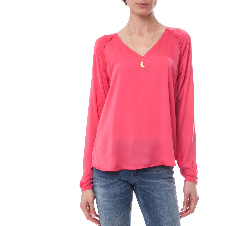 b19a0d4251fb -64% SCOTCH   SODA – Γυναικεία μπλούζα Maison Scotch ροδί