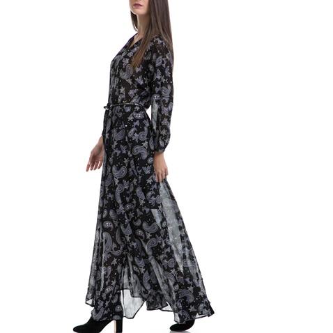 MAISON SCOTCH-Γυναικείο φόρεμα MAISON SCOTCH μαύρο