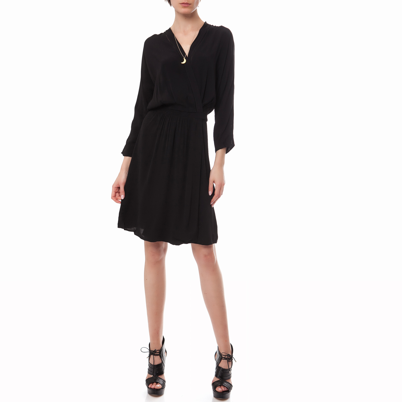 d6d58d9a4b25 SCOTCH   SODA - Γυναικείο φόρεμα Maison Scotch μαύρο ⋆ egynaika.gr