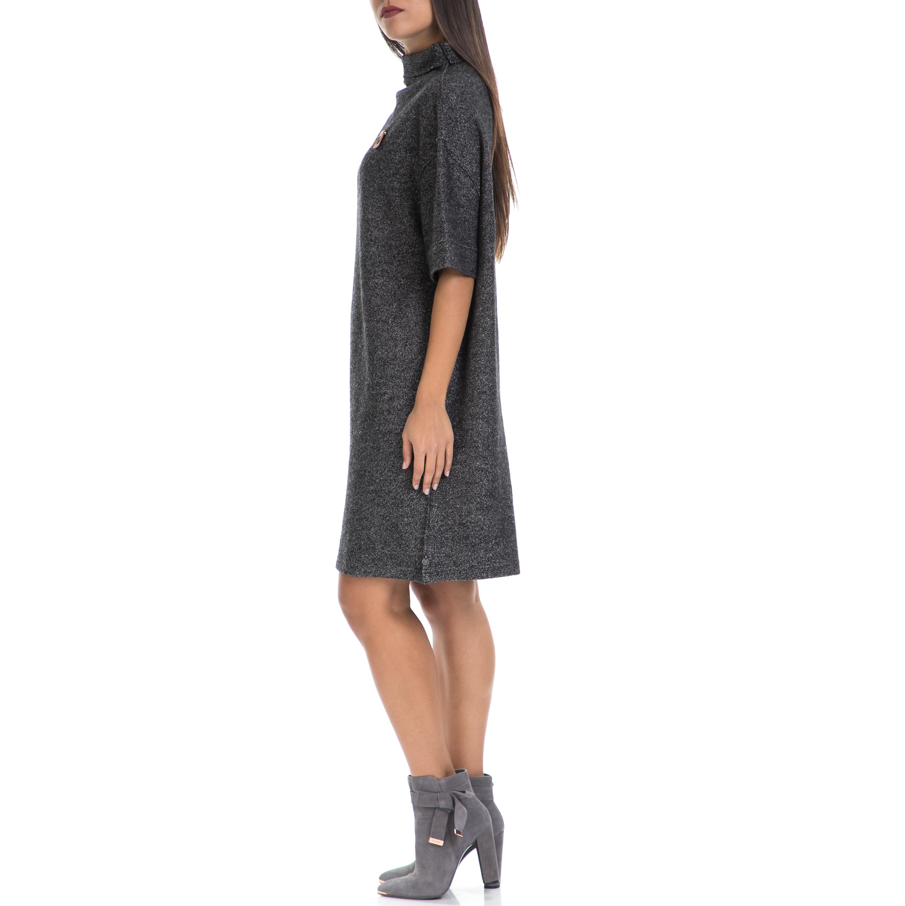 0aa5b1c25b35 SCOTCH   SODA - Γυναικείο φόρεμα MAISON SCOTCH γκρι