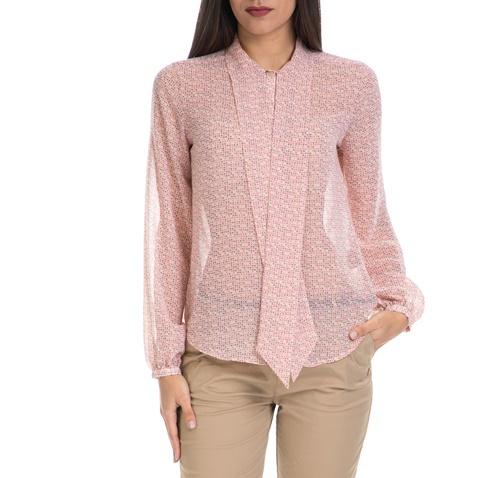Γυναικείο πουκάμισο MAISON SCOTCH ροζ - SCOTCH   SODA (1486612.0 ... f04b47619fa