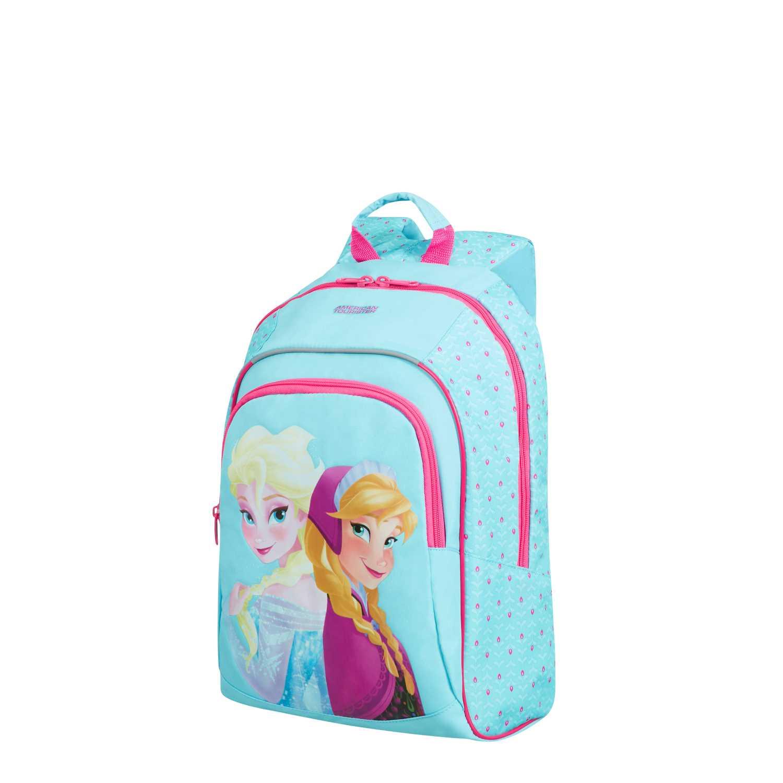 AMERICAN TOURISTER - Παιδικό σακίδιο πλάτης NEW WONDER BACKPACK M DISNEY παιδικά girls αξεσουάρ τσάντες σακίδια