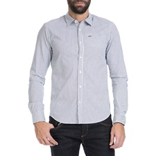 SCOTCH & SODA-Ανδρικό πουκάμισο SCOTCH & SODA μπλε-λευκό