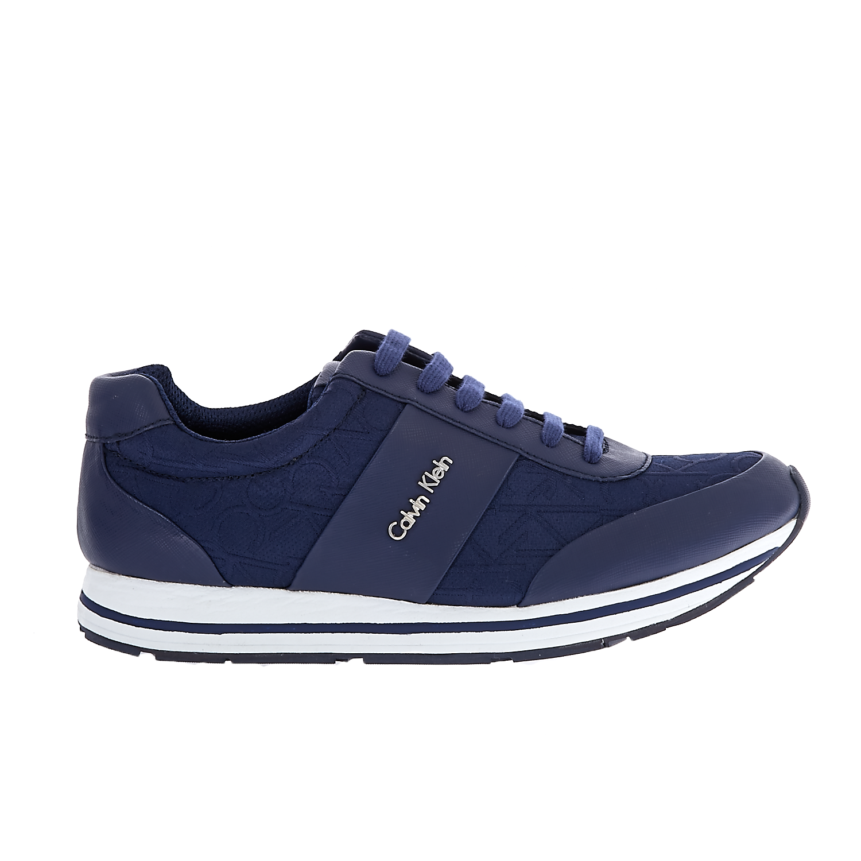 CALVIN KLEIN JEANS – Ανδρικά sneakers CALVIN KLEIN JEANS REED μπλε