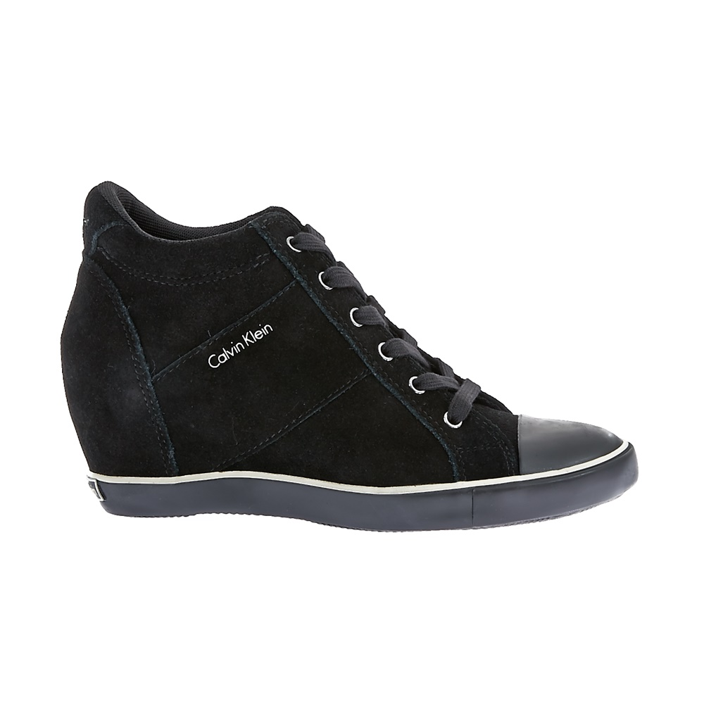 CALVIN KLEIN JEANS – Γυναικεία sneakers Calvin Klein Jeans μαύρα