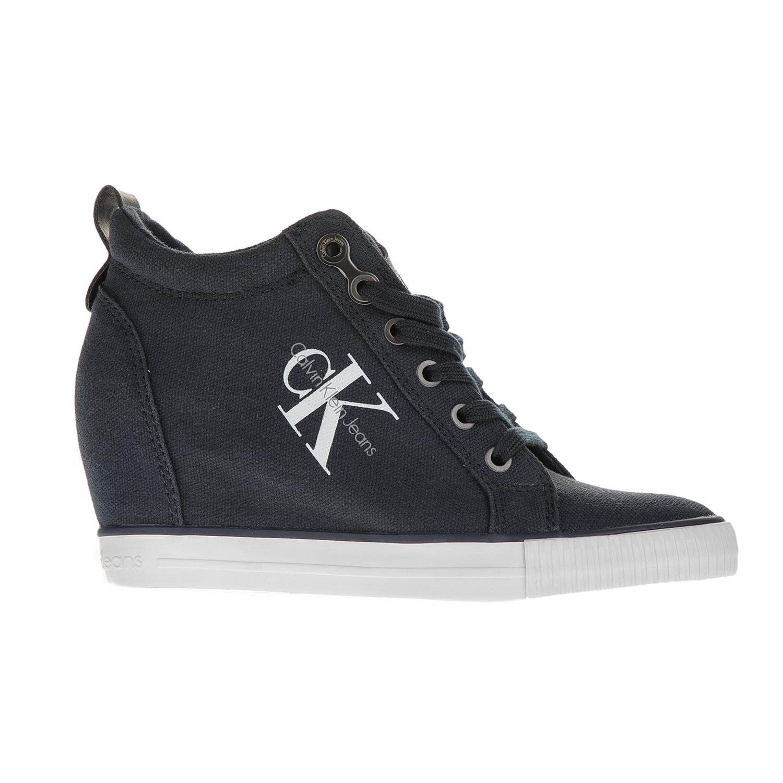 CALVIN KLEIN JEANS – Γυναικεία sneakers RITZY μπλε