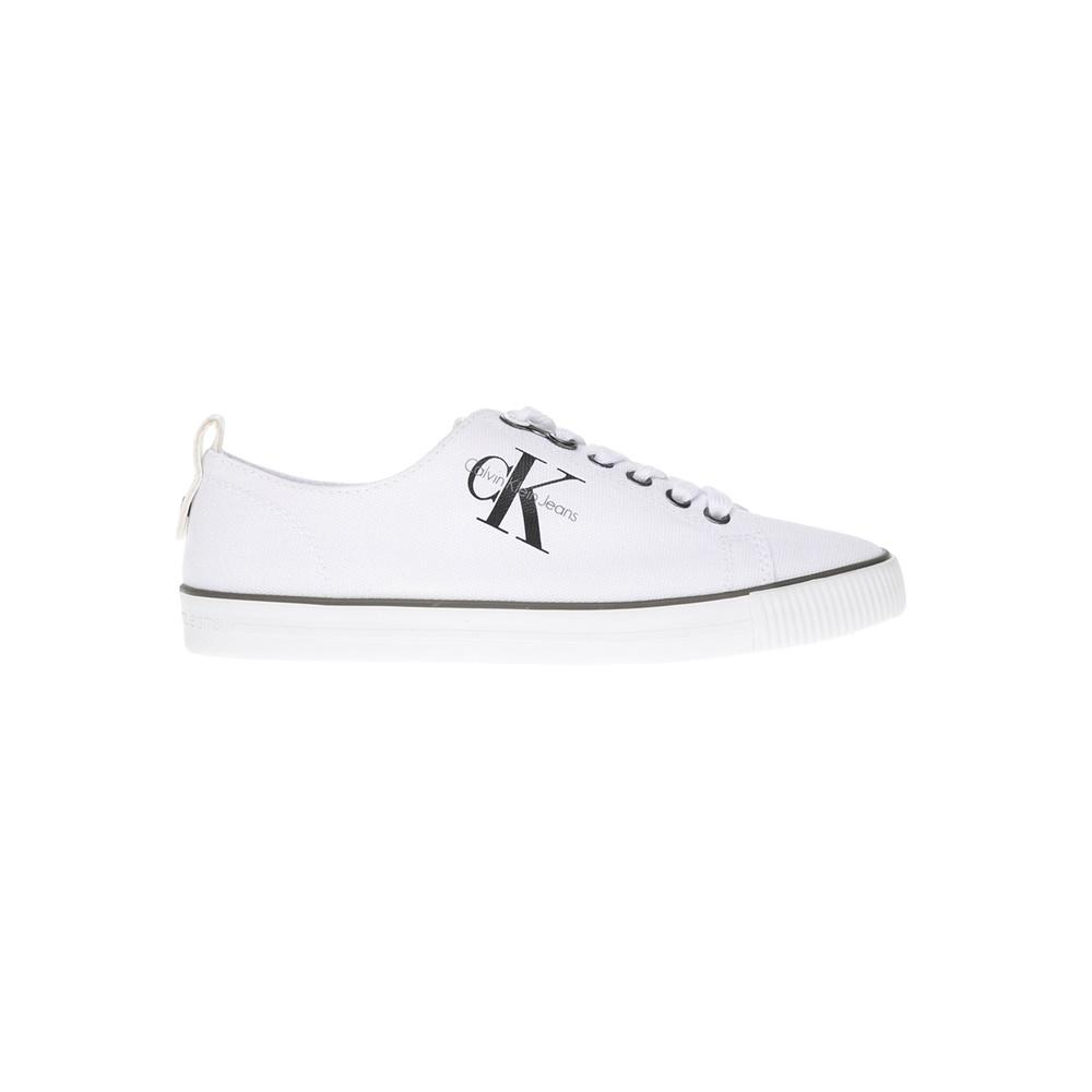 9ecc0d7d3de -40% Factory Outlet CALVIN KLEIN JEANS – Γυναικεία παπούτσια CALVIN KLEIN  JEANS άσπρα