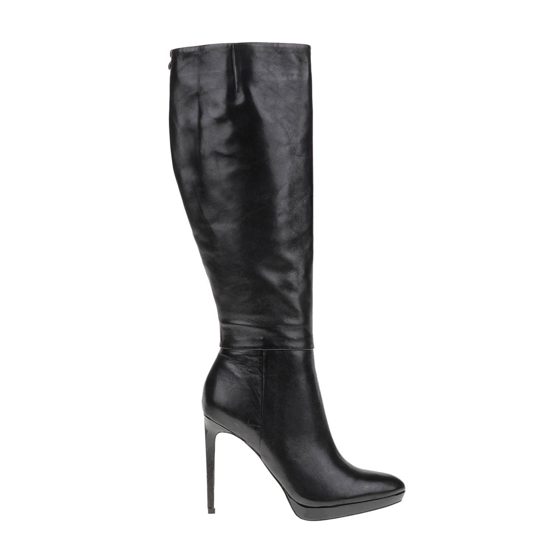 CALVIN KLEIN JEANS – Γυναικείες μπότες SANYA μαύρες 1786fd7b8a6