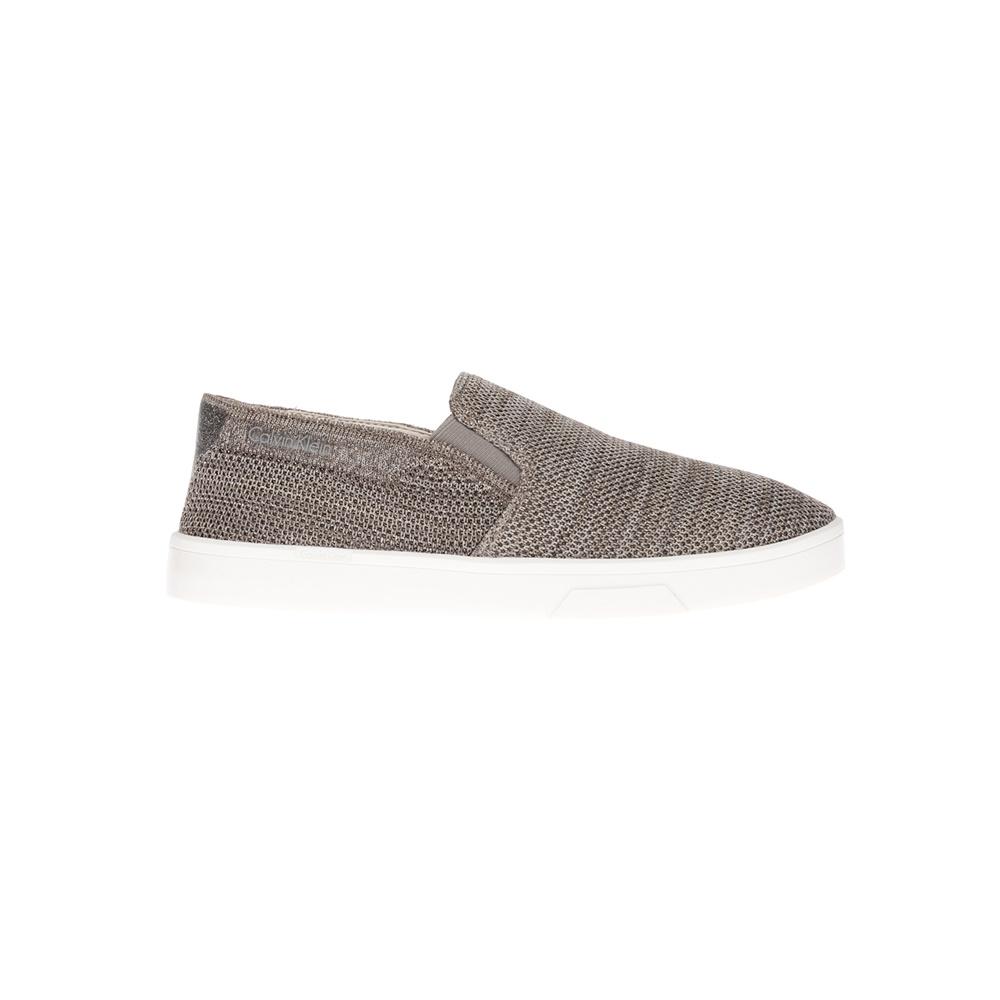 CALVIN KLEIN JEANS - Γυναικεία παπούτσια CALVIN KLEIN JEANS μπεζ 7d6ce14c263