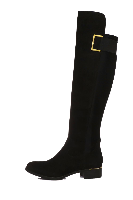 CALVIN KLEIN JEANS – Γυναικείες μπότες CYLAN CALVIN KLEIN JEANS μαύρες
