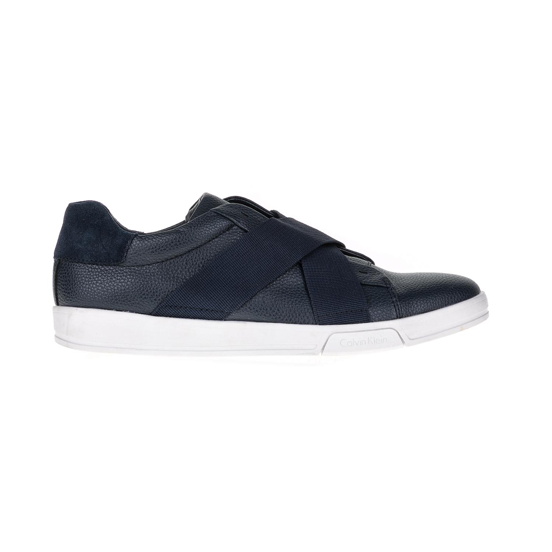 CALVIN KLEIN JEANS – Ανδρικά sneakers BAKU μπλε