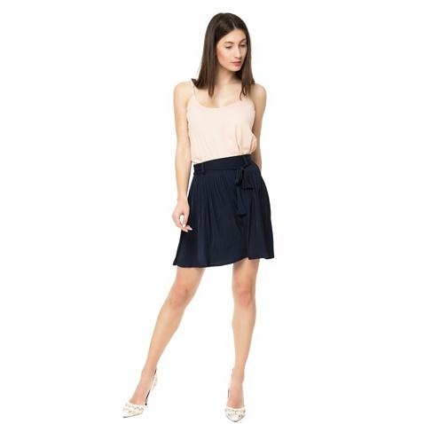 AMERICAN VINTAGE. Γυναικεία μίνι φούστα ONY177E16 AMERICAN VINTAGE μπλε 1ca0cec6ad2