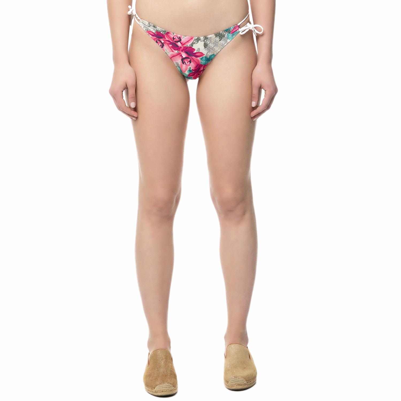 GUESS - Γυναικείο brazilian σλιπ μπικίνι Guess φλοράλ γυναικεία ρούχα μαγιό κάτω μερος