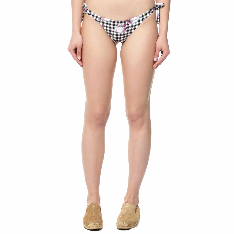 GUESS - Γυναικείο brazilian σλιπ μπικίνι Guess καρό γυναικεία ρούχα μαγιό κάτω μερος