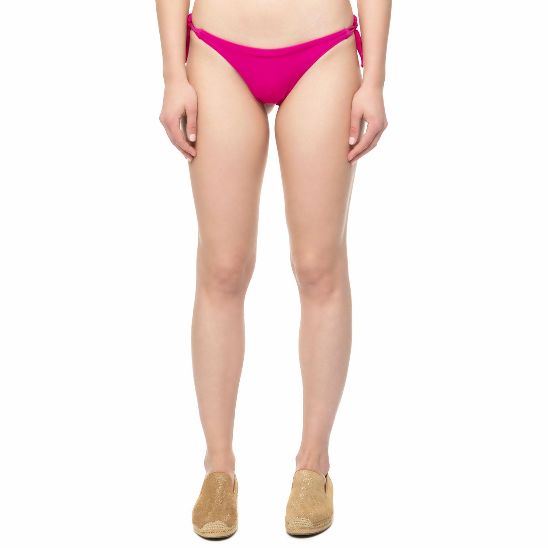 GUESS - Γυναικείο brazilian σλιπ μπικίνι Guess φούξια γυναικεία ρούχα μαγιό κάτω μερος