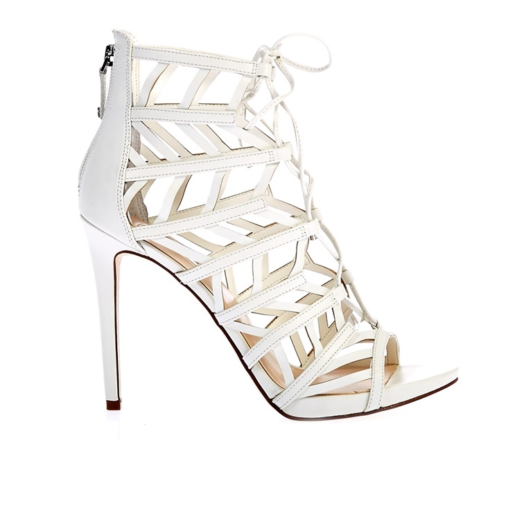Γυναικεία πέδιλα Guess λευκά (1491382.0-0091)  6eb568a4657