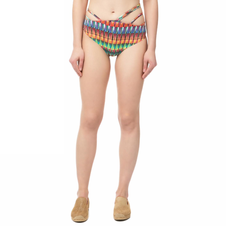 SAHA SWIMWEAR - Γυναικείο σλιπ μπικίνι με λωρίδες SAHA SWIMWEAR εμπριμέ γυναικεία ρούχα μαγιό κάτω μερος