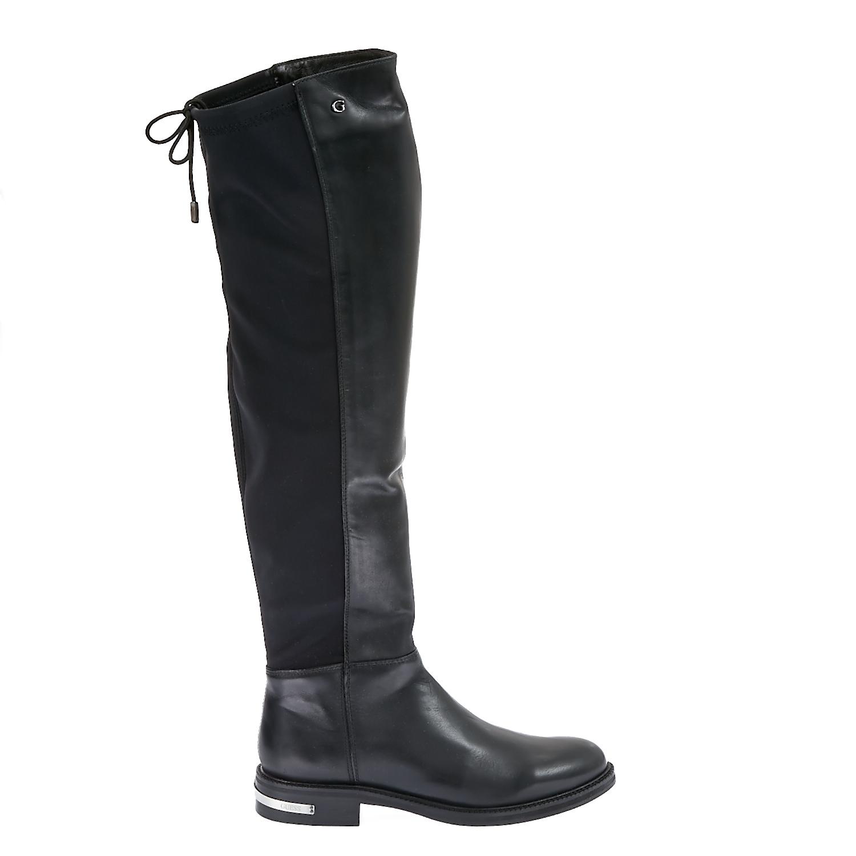 c6c590c35c3 GUESS – Γυναικείες μπότες Guess μαύρες. Factory Outlet