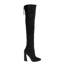 GUESS-Γυναικείες μπότες GUESS μαύρες