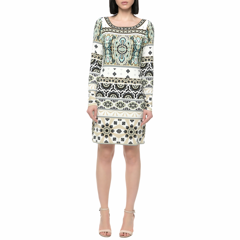 HALE BOB - Γυναικείο μίνι φόρεμα HALE BOB εμπριμέ γυναικεία ρούχα φορέματα μίνι