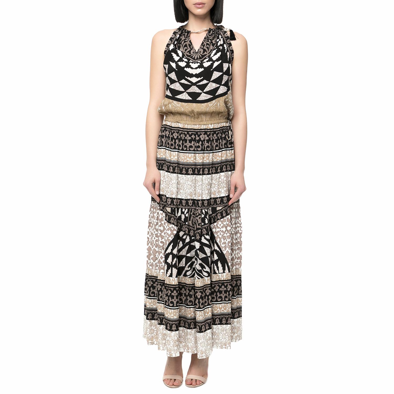 HALE BOB - Γυναικείο μάξι φόρεμα HALE BOB εμπριμέ γυναικεία ρούχα φορέματα μάξι
