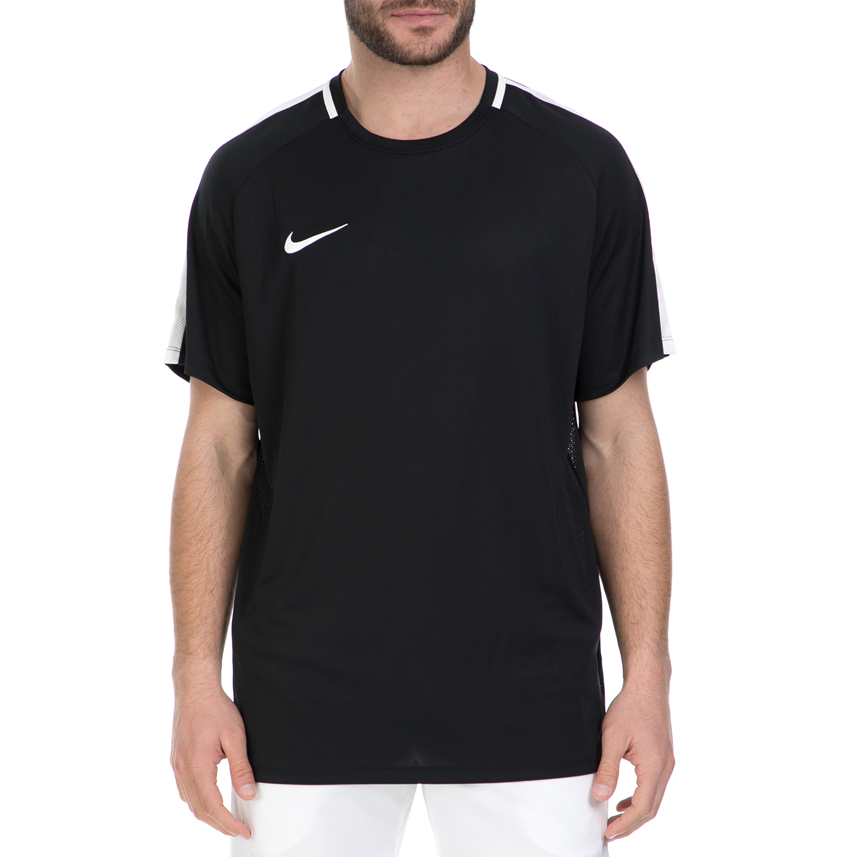 NIKE - Κοντομάνικη μπλούζα Nike μαύρη ανδρικά ρούχα αθλητικά t shirt