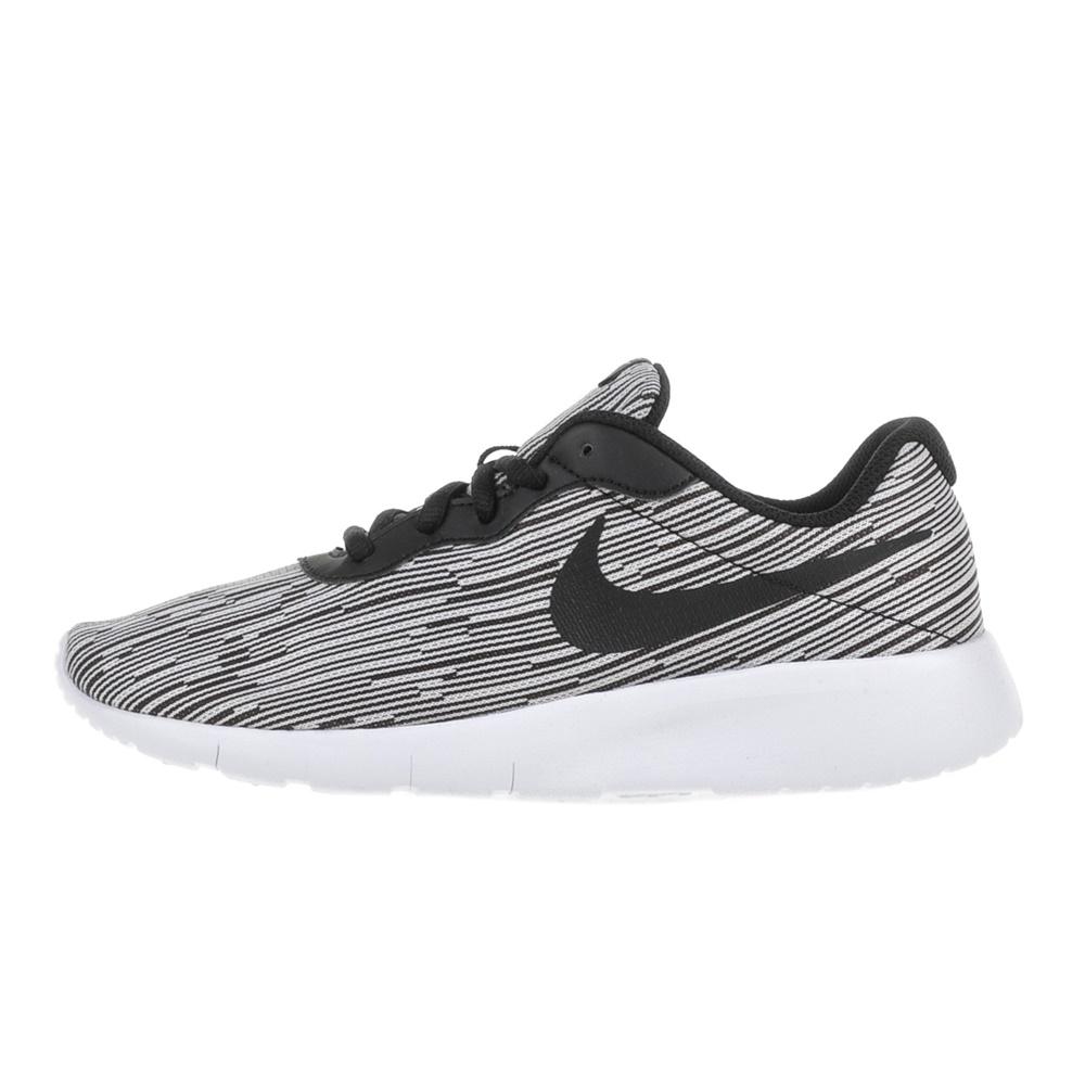 NIKE - Αγορίστικα αθλητικά παπούτσια NIKE TANJUN SE (GS) ασπρόμαυρα ... a27364b1a57