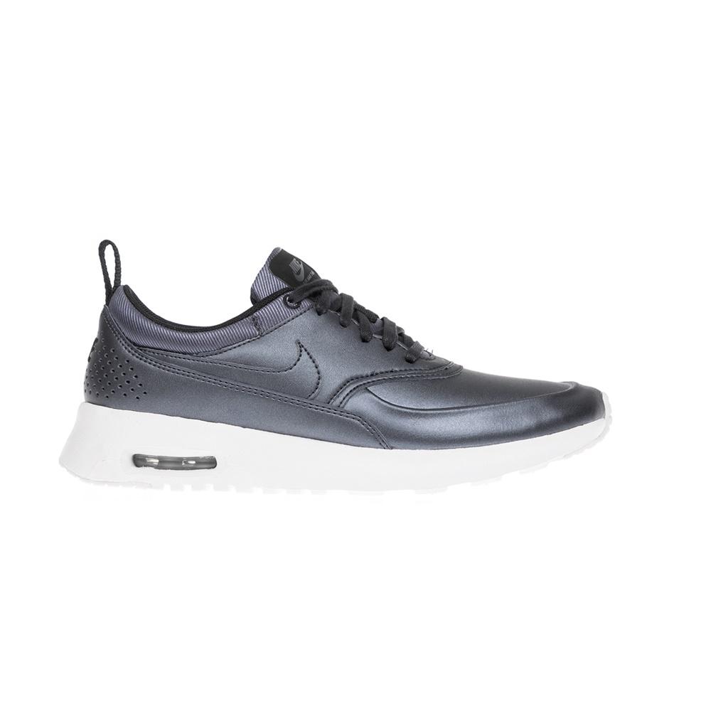 NIKE - Γυναικεία παπούτσια NIKE AIR MAX THEA SE γκρι-ασημί ... 945cb3a7acf