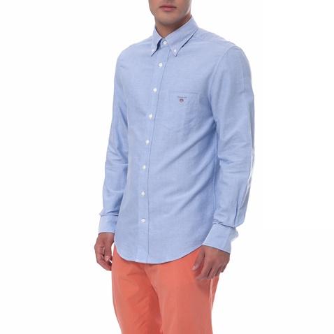 Ανδρικό πουκάμισο Gant μπλε (1495884.0-0617)  cc38166ce80