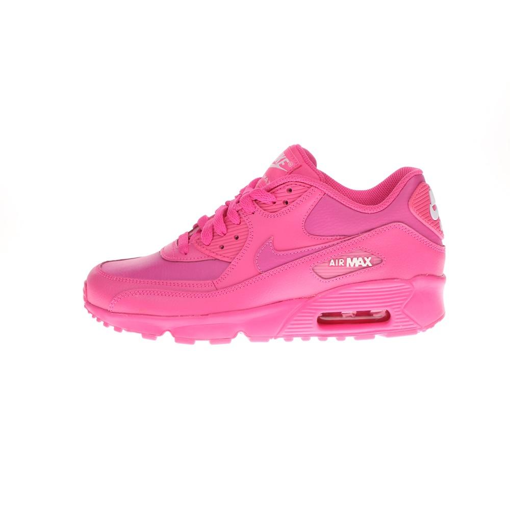 NIKE – Παιδικά αθλητικά παπούτσια NIKE AIR MAX 90 LTR (GS) ροζ