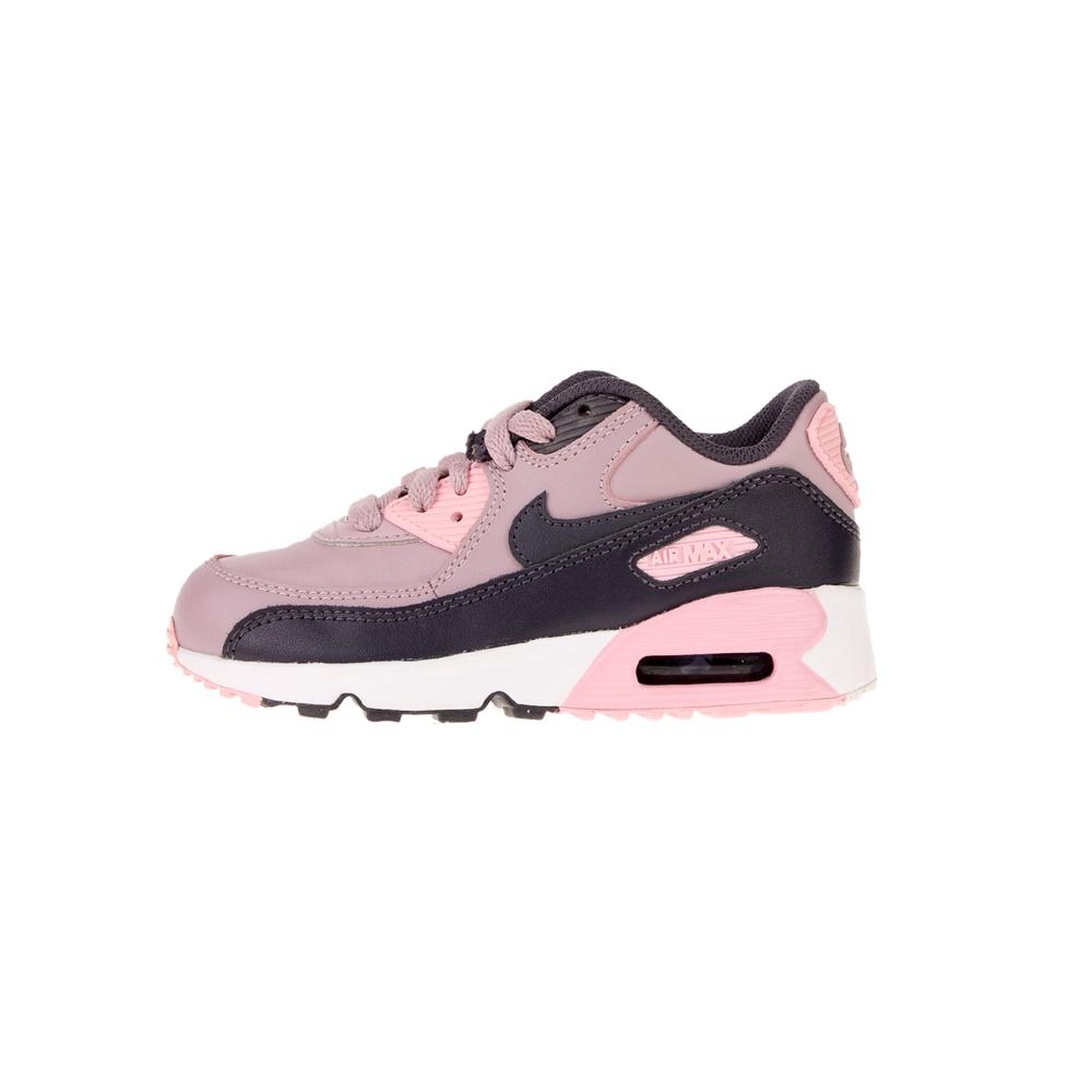 NIKE – Παιδικά αθλητικά παπούτσια NIKE AIR MAX 90 LTR ροζ